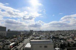 プランメゾン帝塚山 眺望