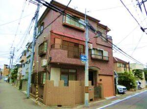 帝塚山東3丁目戸建て オープンハウス!